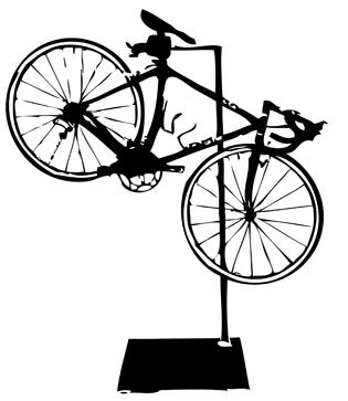 Fantastisk Billig arbejdsstand til cykel - cykelholder til reparation | Sport CQ23